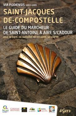 Guide du pèlerin GR 65 GERS