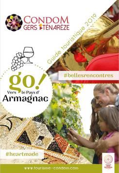 GUIDE DE VOS VACANCES CONDOM-GERS-TENAREZE 2019