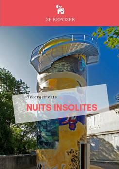 HEBERGEMENTS - NUITS INSOLITES 2019
