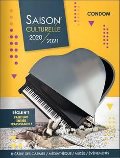 saison culturelle de Condom 2020 - 2021