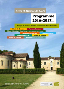 ABBAYE DE FLARAN/MUSEE CONDOM-GERS-TENAREZE