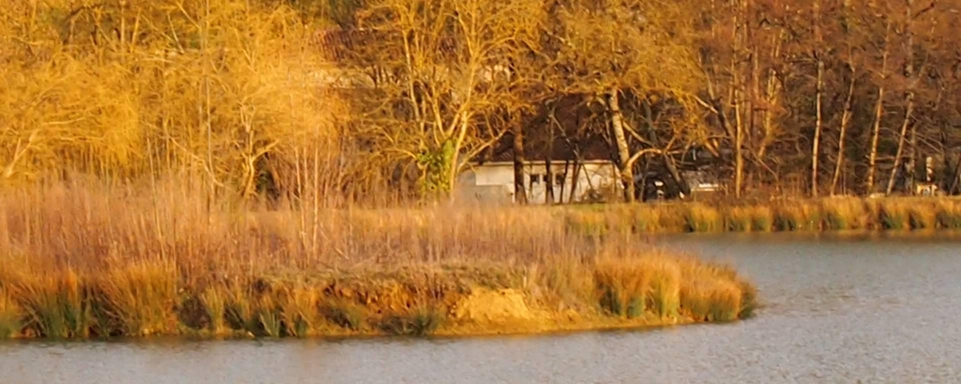 Le lac de Montréal-du-Gers