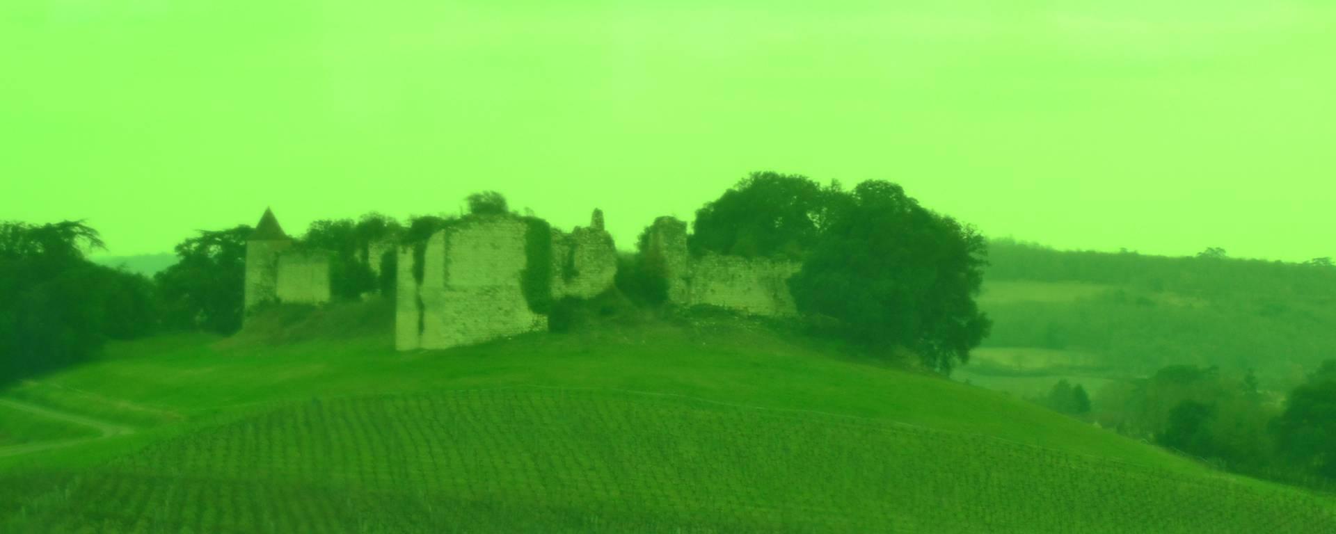 Randonnée à Beaucaire, en Ténarèze