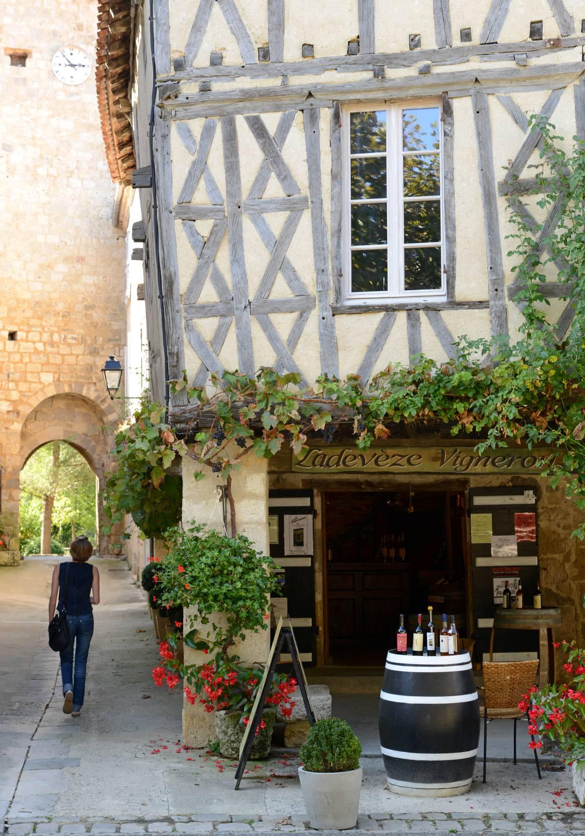 Plus beaux villages de France Gers