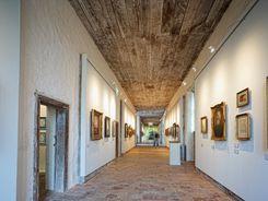 Couloirs de l'Abbaye de Flaran