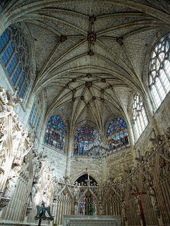 Chevet de la Cathédrale St Pierre