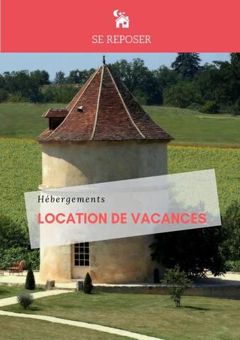 HÉBERGEMENT - LOCATION DE VACANCES 2019