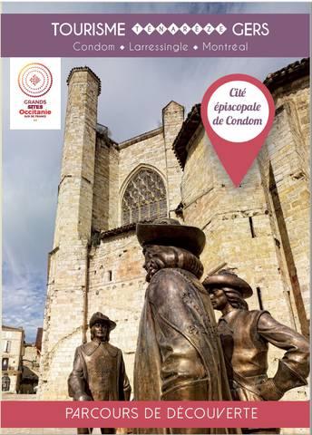 Parcours découverte de la cité épiscopale de CONDOM