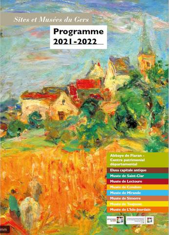 Programmation Abbaye de Flaran - Gers