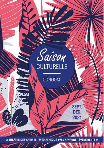 saison culturelle de Condom 2021-2022