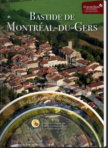 Bastide de Montréal du Gers