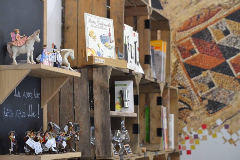Boutique de destination Montréal-du-Gers
