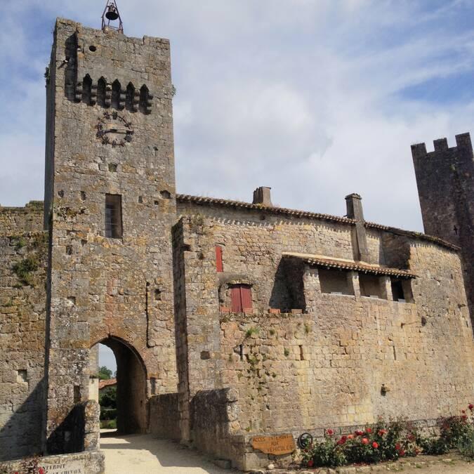 Cité fortifiée de Larressingle, Plus Beaux Villages de France