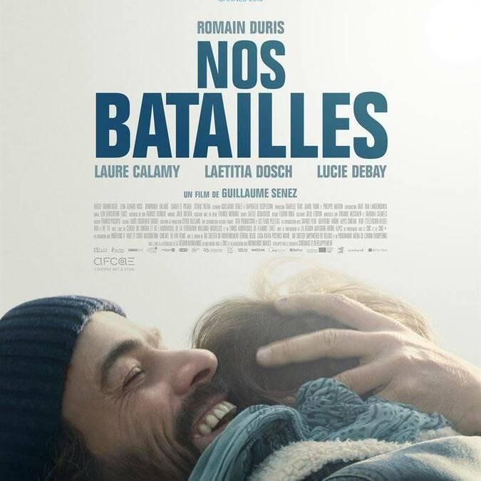 """Nos batailles"" avec Romain Duris"