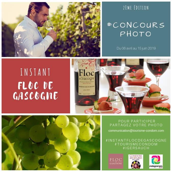 """Concours photo """"Instant Floc de Gascogne"""""""