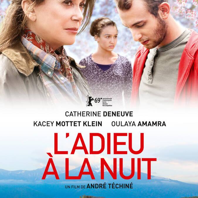 L'Adieu à la Nuit au Cinéma Le Gascogne
