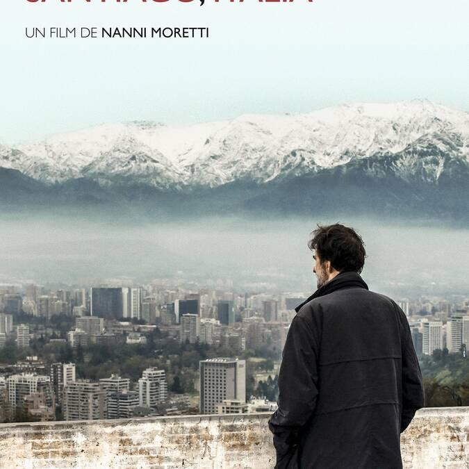 Santiago, Italia au Cinéma Le Gascogne