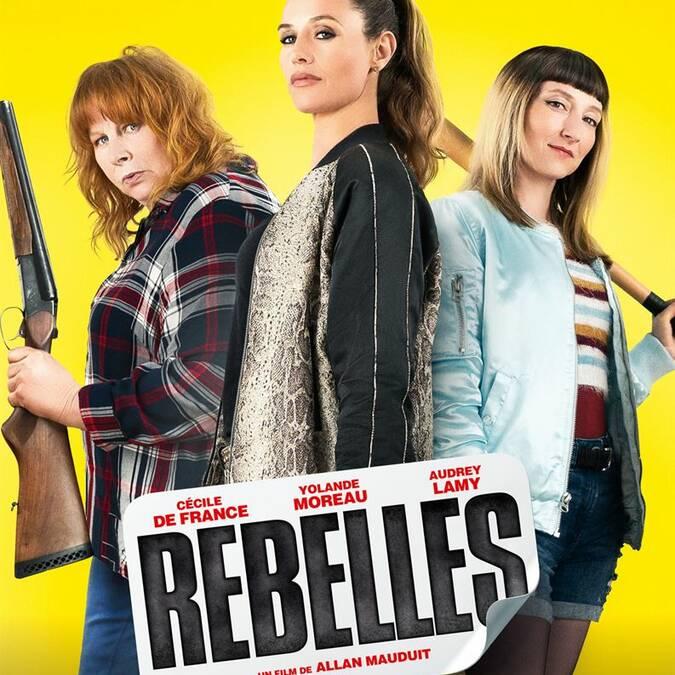 Rebelles au Cinéma Le Gascogne