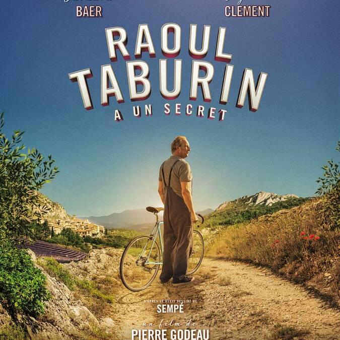 Raoul Taburin a un secret au Cinéma Le Gascogne