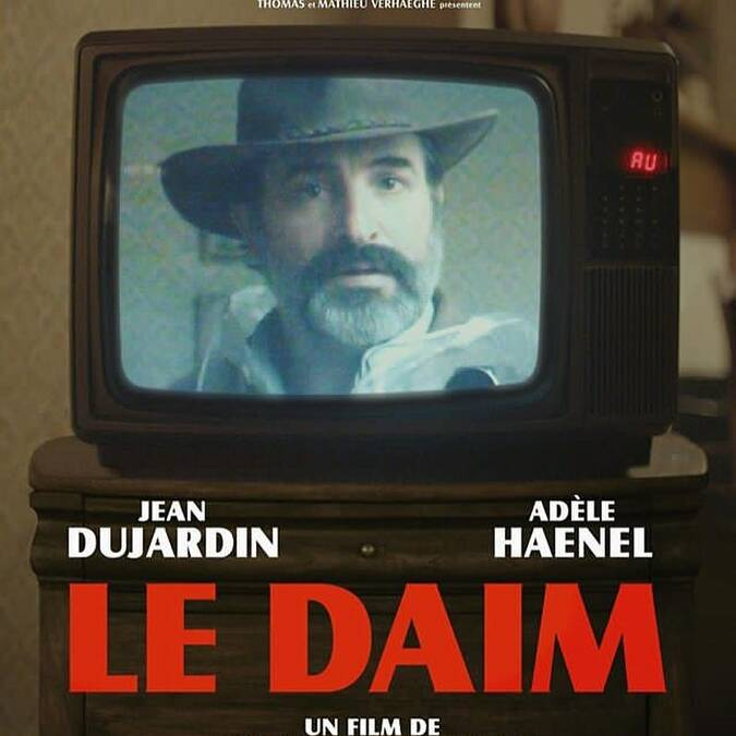 Le Daim au Cinéma Le Gascogne