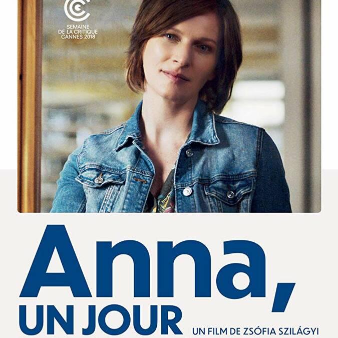 Anna, un jour au Cinéma Le Gascogne