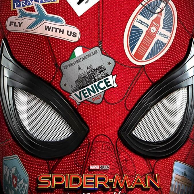 Spider-man Far From Home au Cinéma Le Gascogne