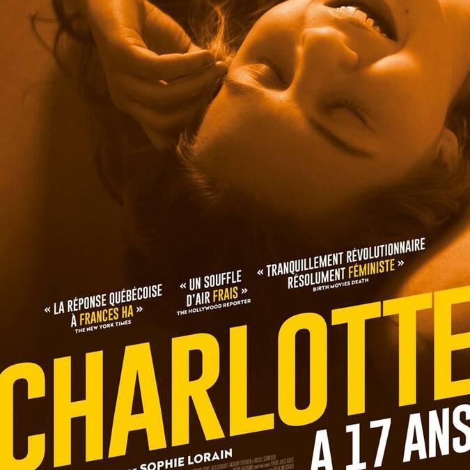 Charlotte a 17ans au Cinéma Le Gascogne