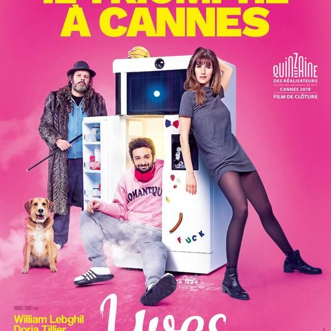 Yves au Cinéma Le Gascogne