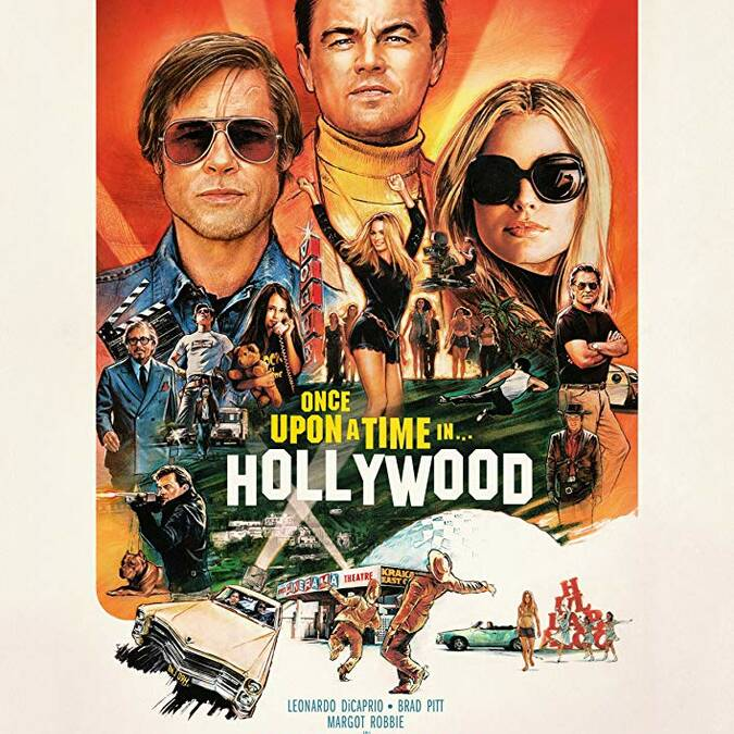 Once upon a time... in Hollywood au Cinéma Le Gascogne