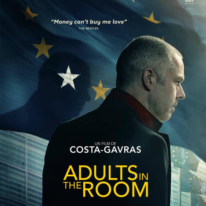 Adults in the room au Cinéma le Gascogne à Condom