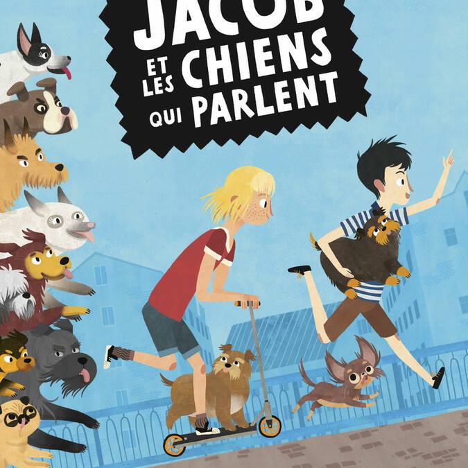 Jacob et les chiens qui parlent au Cinéma le Gascogne à Condom