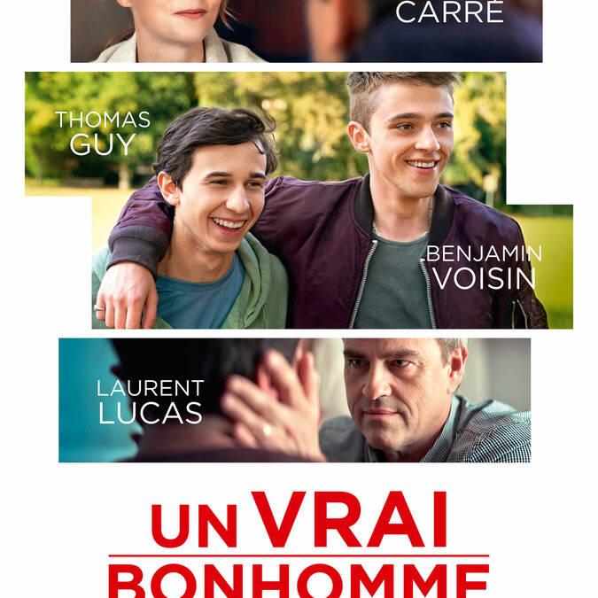 Un vrai bonhomme au Cinéma le Gascogne à Condom