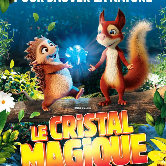 Le Cristal Magique au Cinéma le Gascogne à Condom