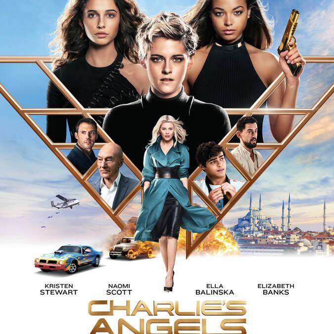 Charlie's Angels au Cinéma le Gascogne à Condom
