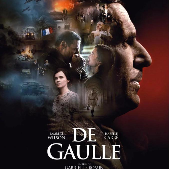 De Gaulle au Cinéma le Gascogne à Condom