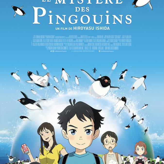 Le Mystère des Pingouins au Cinéma le Gascogne à Condom