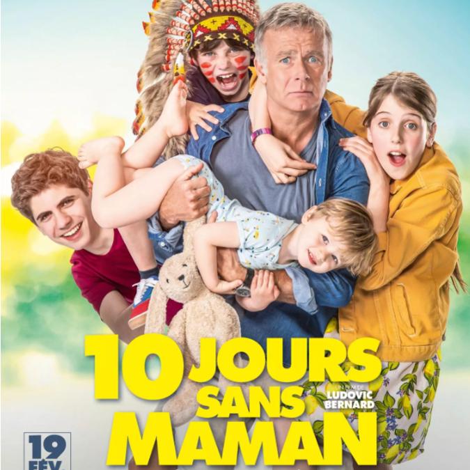 10 Jours sans Maman  au Cinéma le Gascogne à Condom
