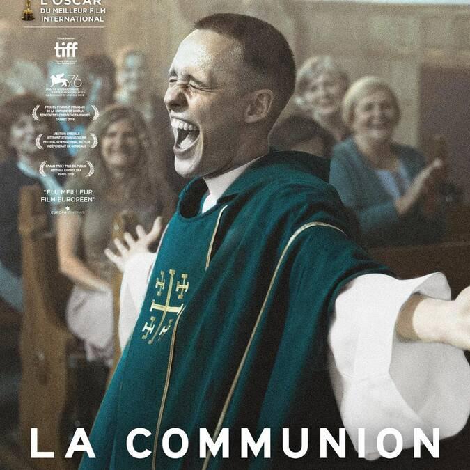 La Communion au Cinéma le Gascogne à Condom