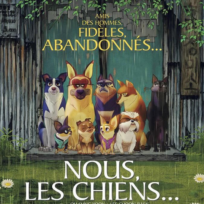 Nous les chiens au Cinéma le Gascogne à Condom