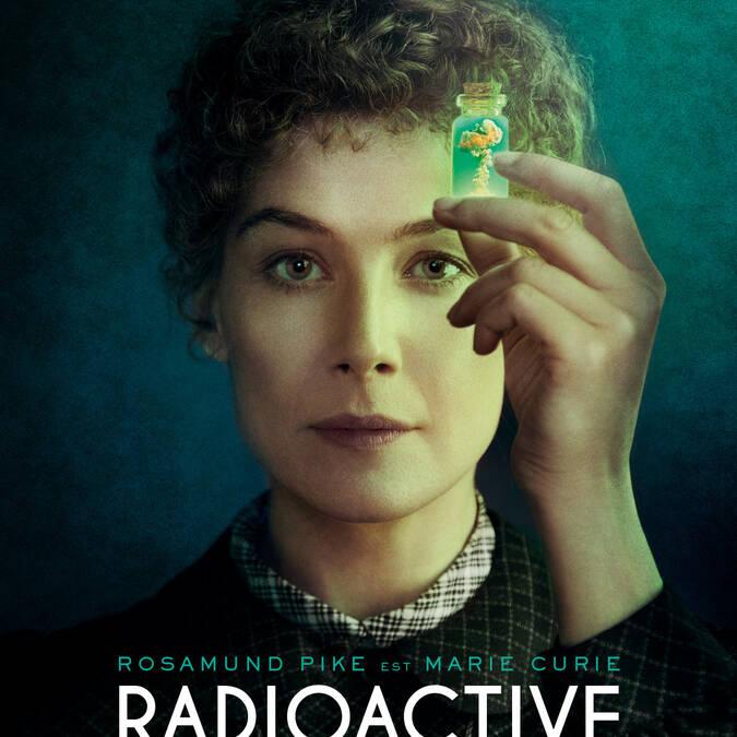 Radioactive au Cinéma le Gascogne à Condom
