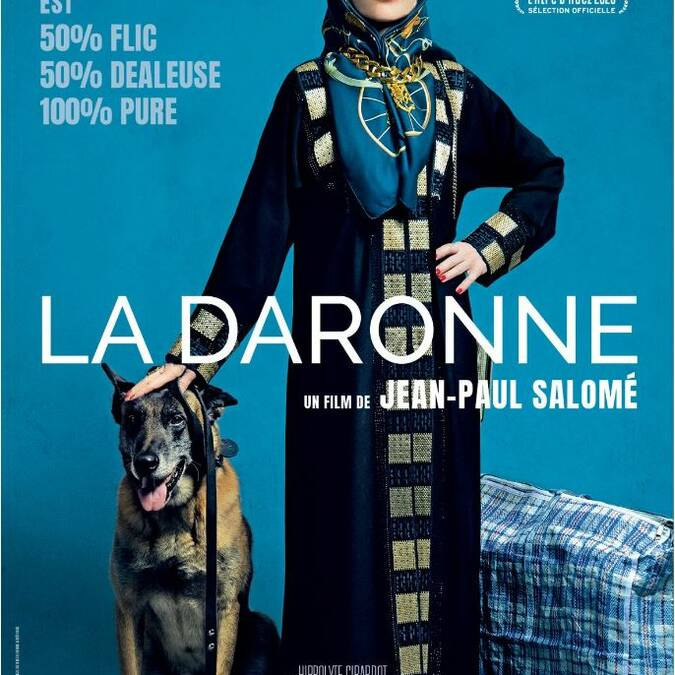 La Daronne au Cinéma le Gascogne à Condom