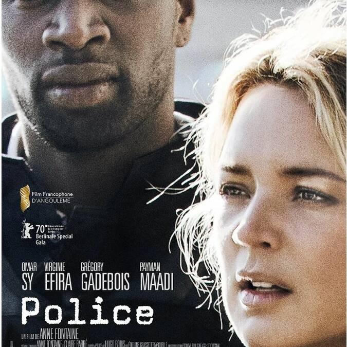 Police au Cinéma le Gascogne à Condom