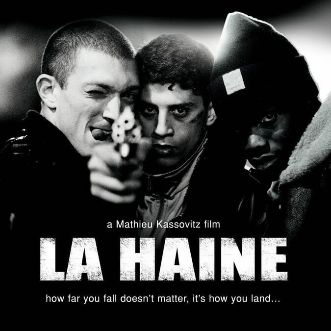 La Haine au Cinéma le Gascogne à Condom