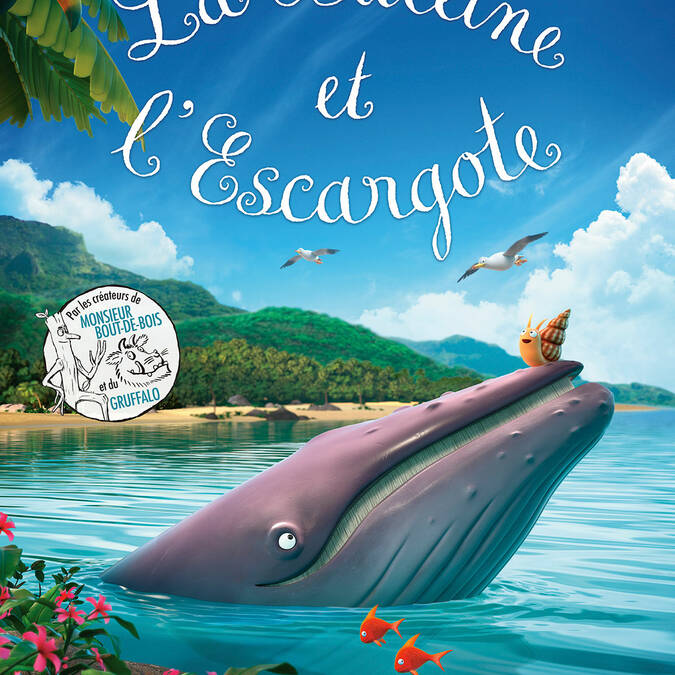La baleine et l'escargote au Cinéma le Gascogne à Condom