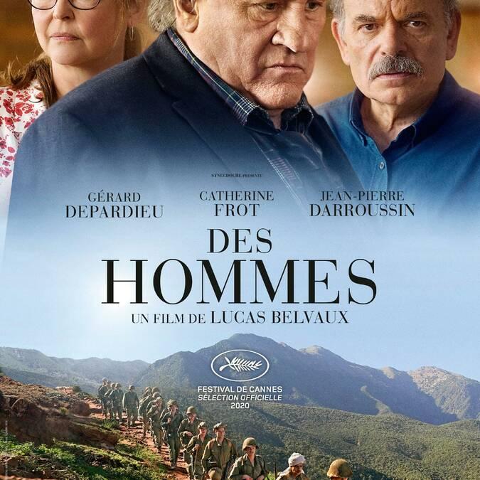 Des Hommes, au Cinéma le Gascogne, à Condom