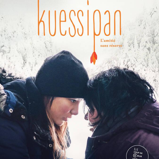 Kuessipan au Cinéma le Gascogne, à Condom