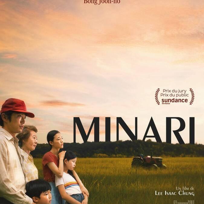 Minari au Cinéma le Gascogne, à Condom