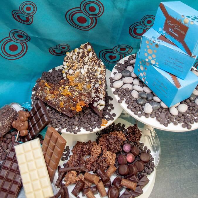 Coffret chocolats - Cyril Garnier Condom